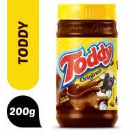 Achocolatado Em Pó Original Toddy Pote 200G - Cód. 7894321711171C24