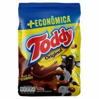 Achocolatado Em Pó Original Toddy Pote 1,2Kg + Econômica - Cód. 7892840814137C12