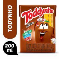 Bebida Láctea Uht Chocolate Toddynho Caixa 200Ml - Cód. 7894321722016C27