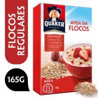 Aveia Em Flocos Quaker Caixa 165G - Cód. 7892840815752C28