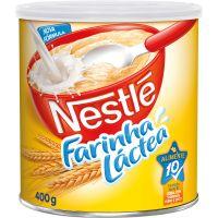 Farinha Lactea Nestle 400G - Cód. 7891000252604C6