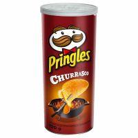 Batata Pringles Churrasco 120g - Cód. 7896004006956C18