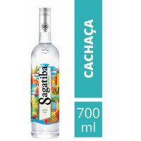 Cachaca Sagatiba Pura 700ml - Cód. 7896010000016C12