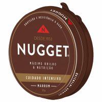 Cera para Calsados Pasta Nugget Marrom 36g - Cód. 7791130002950C72