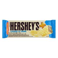 Chocolate Hersheys Mais Cookies N Creme 102g - Cód. 7899970400681C48