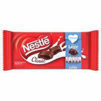 Chocolate Nestle Classic ao Leite 90g - Cód. 7891000276914C56