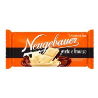 Chocolate Neugebauer Preto e Branco 90g - Cód. 7891330017959C56