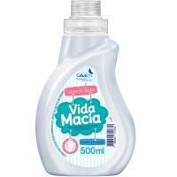Lava Roupa Liquido Vida Macia Baby 500Ml - Cód. 7896040701389C12