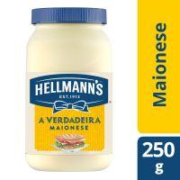 Combo 120 un Maionese Hellmanns Tradicional 500g + 24 un Maionese Hellmanns Tradicional 500g - Cód. C2294