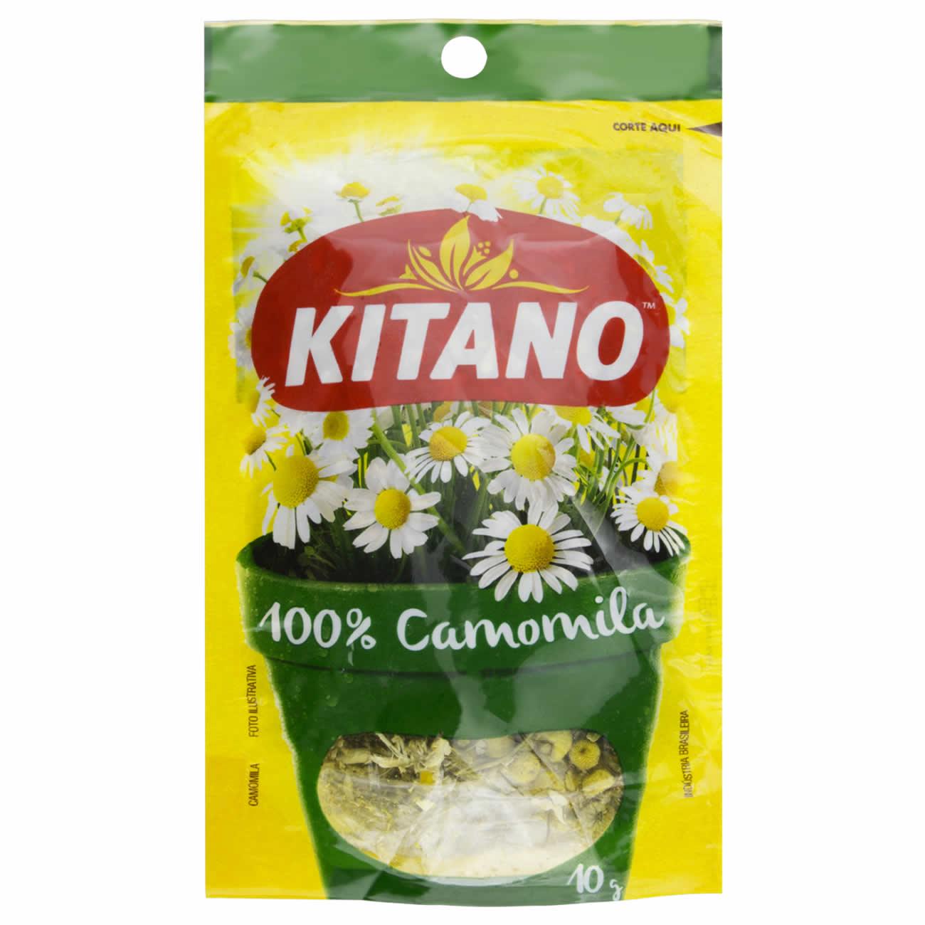 Kitano Camomila 10G