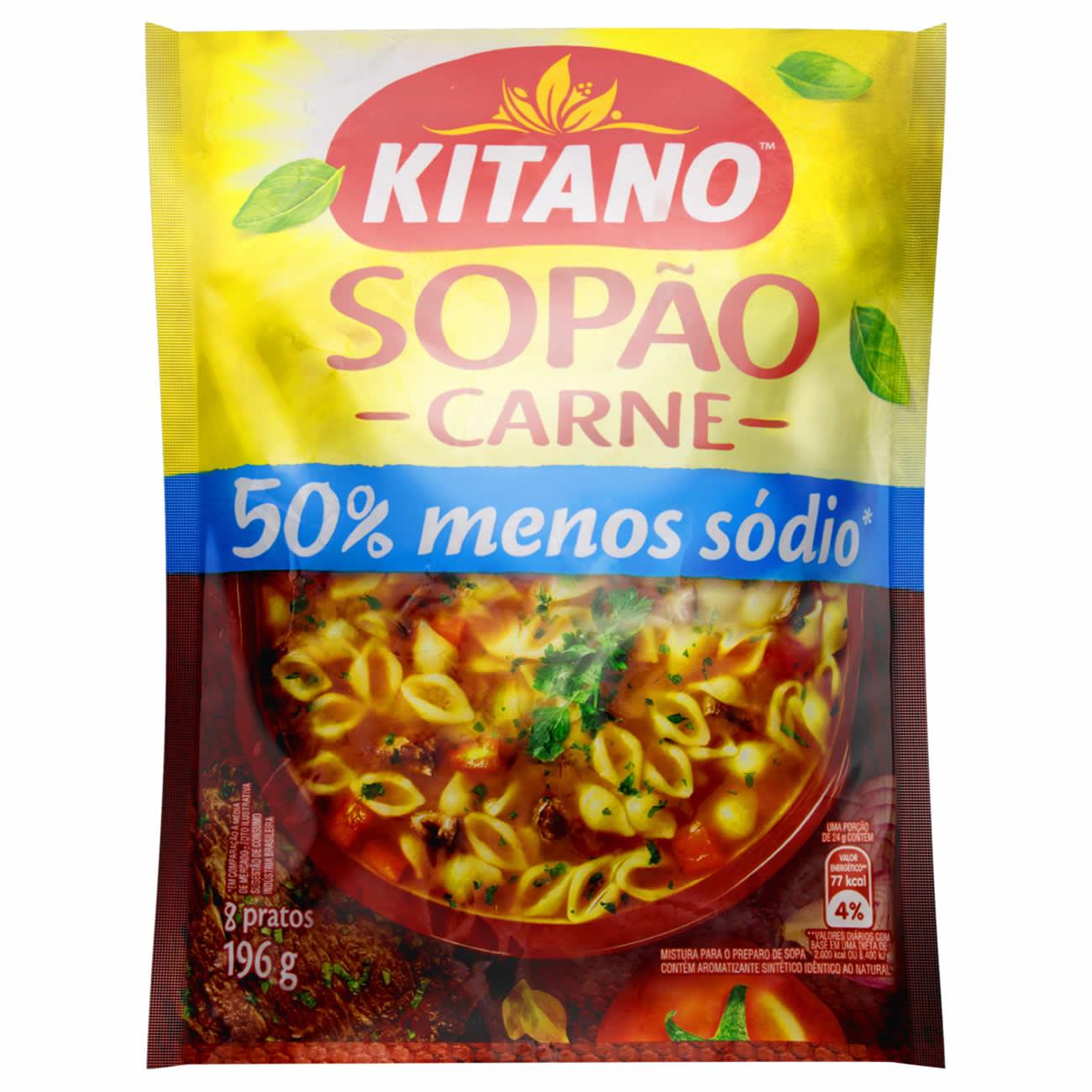 Sopao Kitano 196G Carne