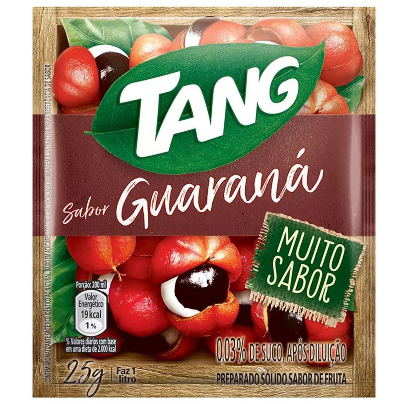 Refresco em Po Tang Guarana 25g