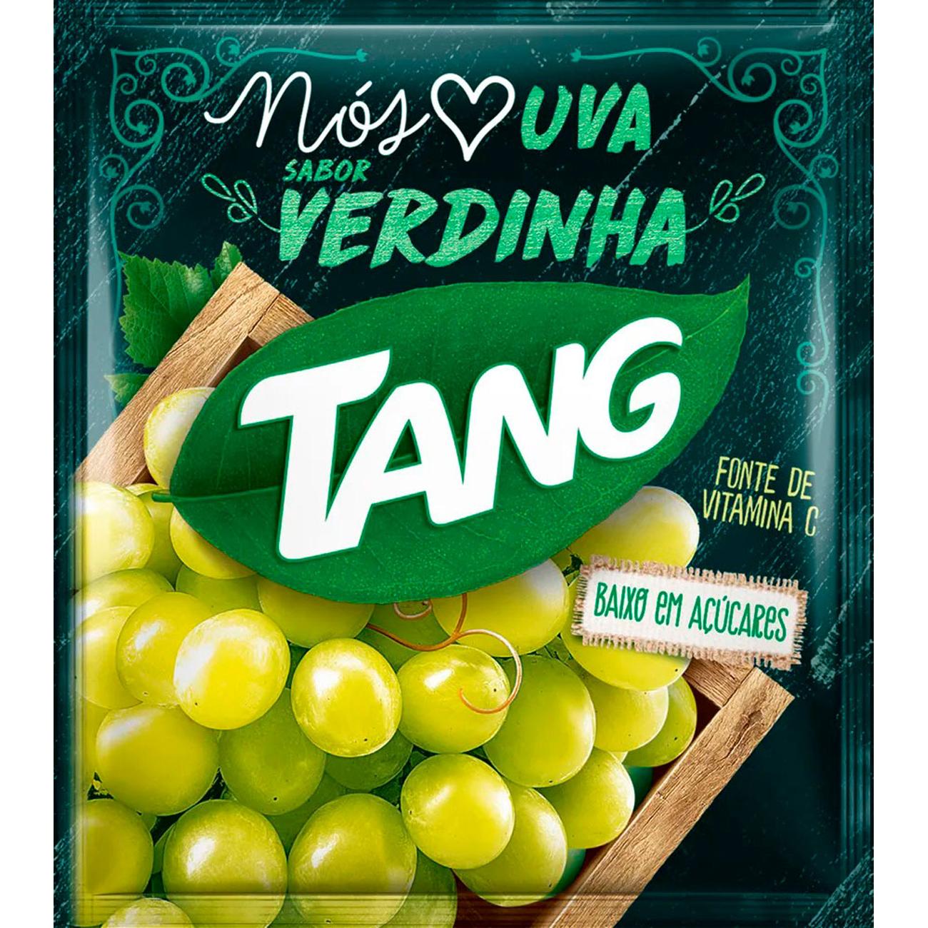Refresco em Po Tang Uva Verdinha 25G