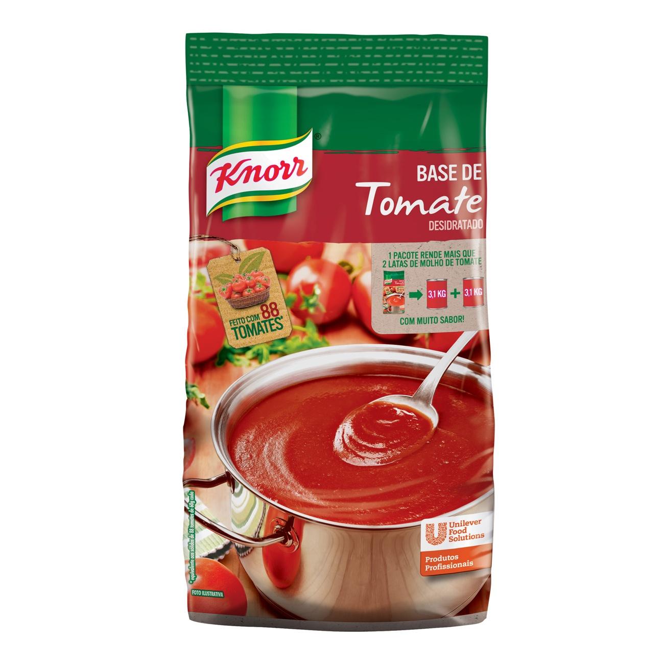 Molho de Tomate Desidratado Knorr 750g