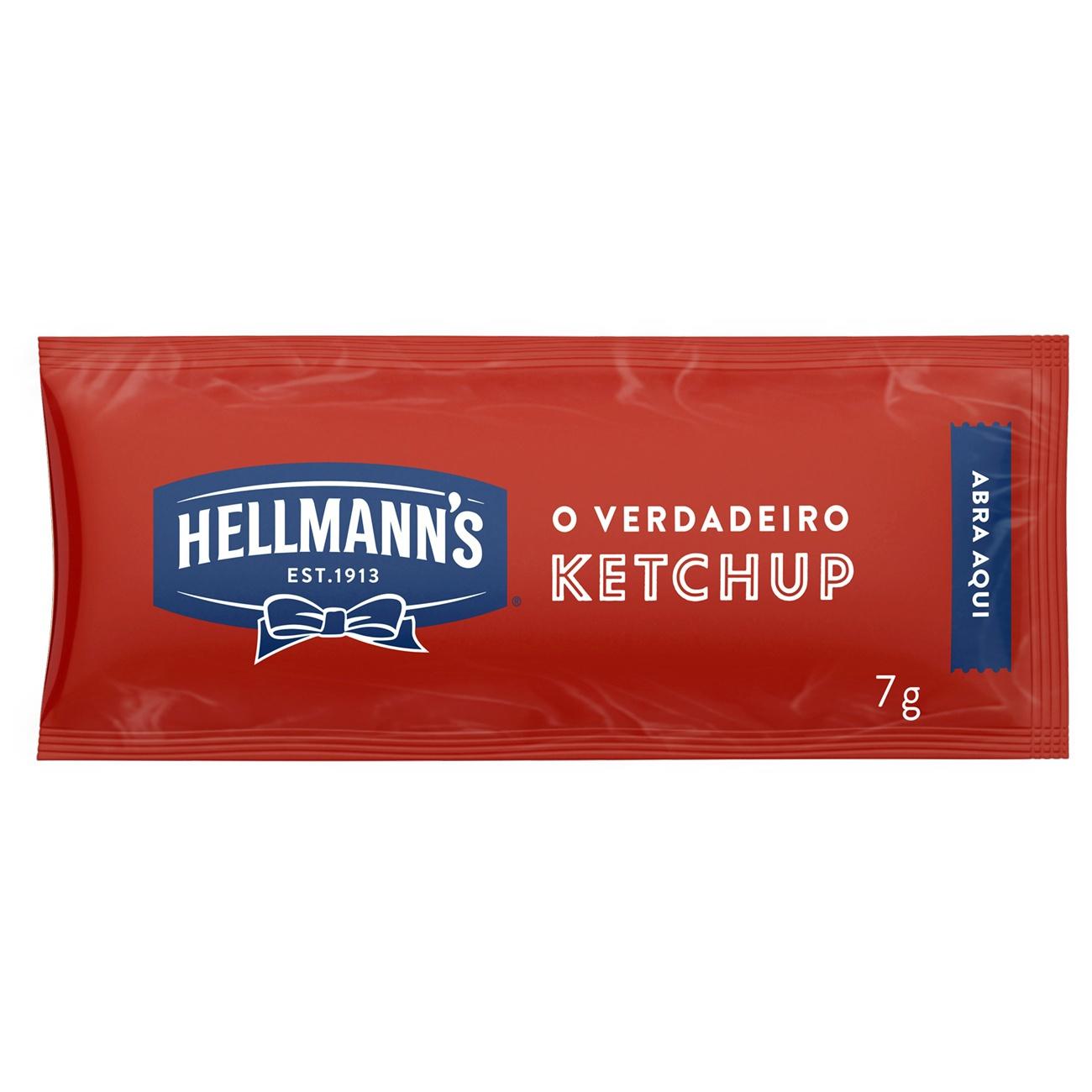 Catchup Hellmanns 168x7g