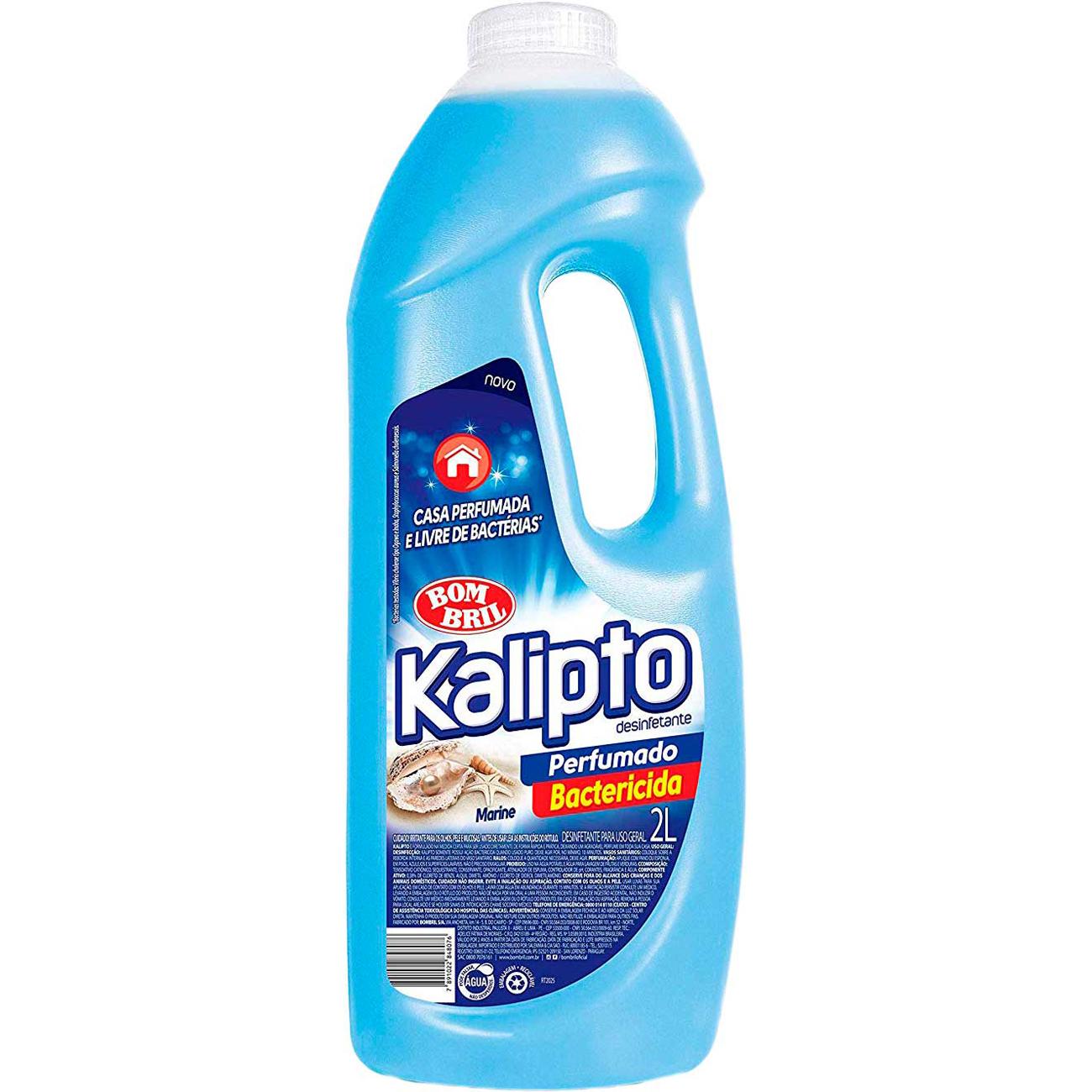 Desinfetante Kalipto 2L Marine