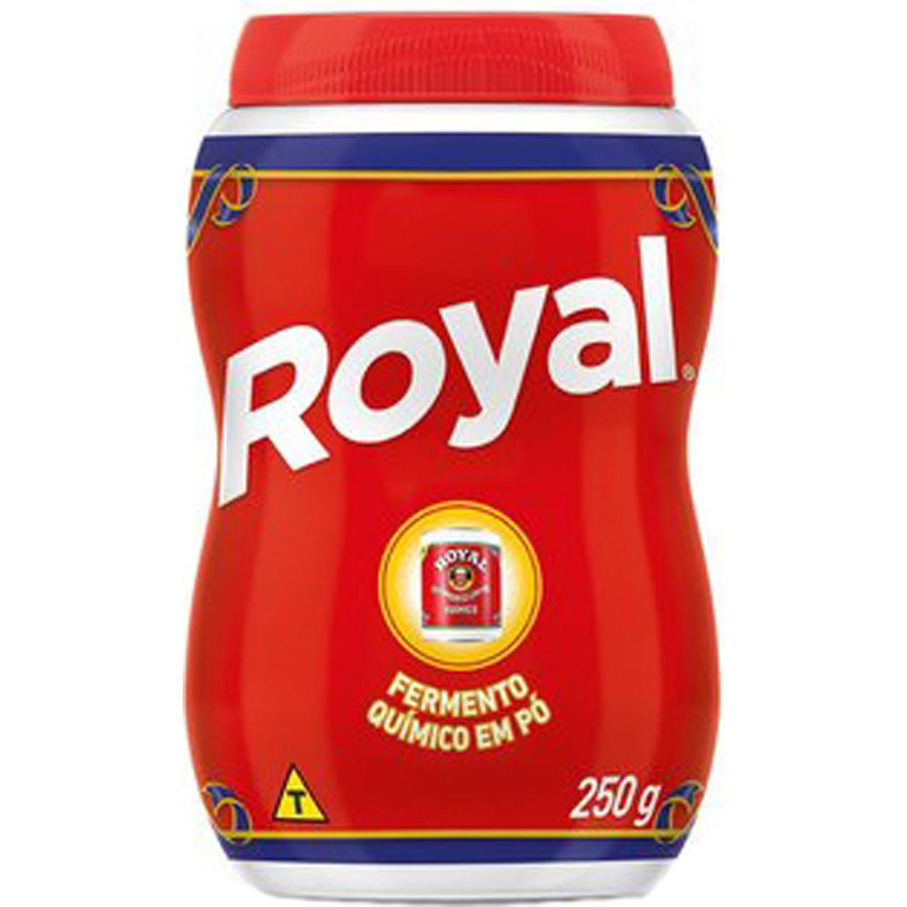 Fermento Royal Po 250G