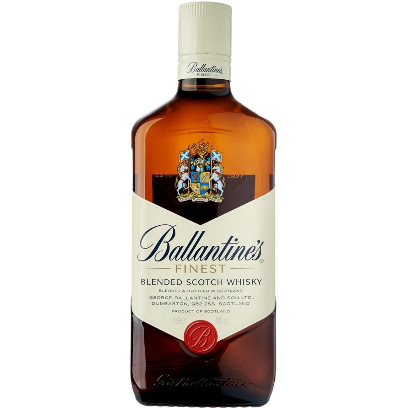 Whisky Ballantines Finest 8 Anos 750Ml