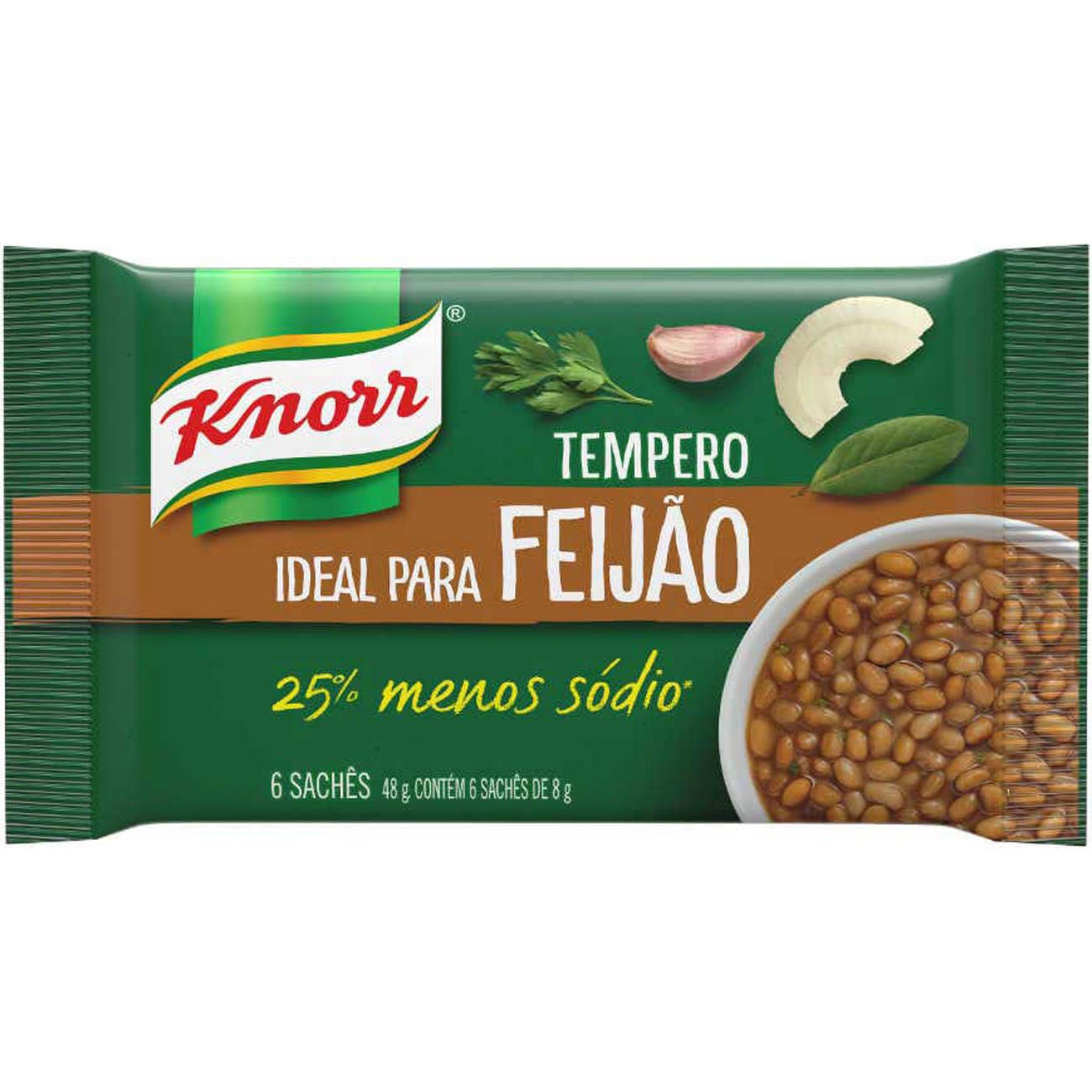 Tempero Knorr Meu Arroz Feijao Caseiro 48G