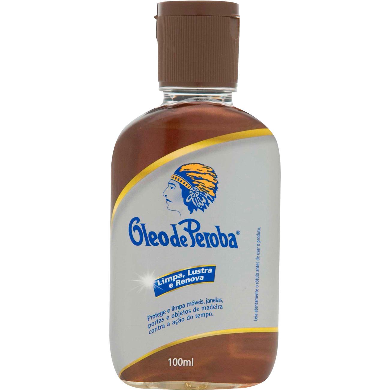 Oleo de Peroba King 100Ml