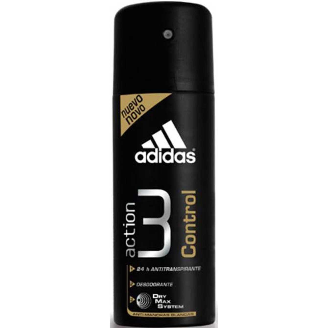 Desodorante Aerosol Adidas Masc 3 Action 150Ml