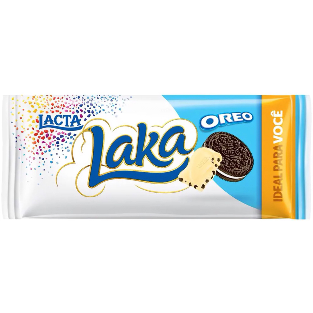 Chocolate Laka com Oreo 90g