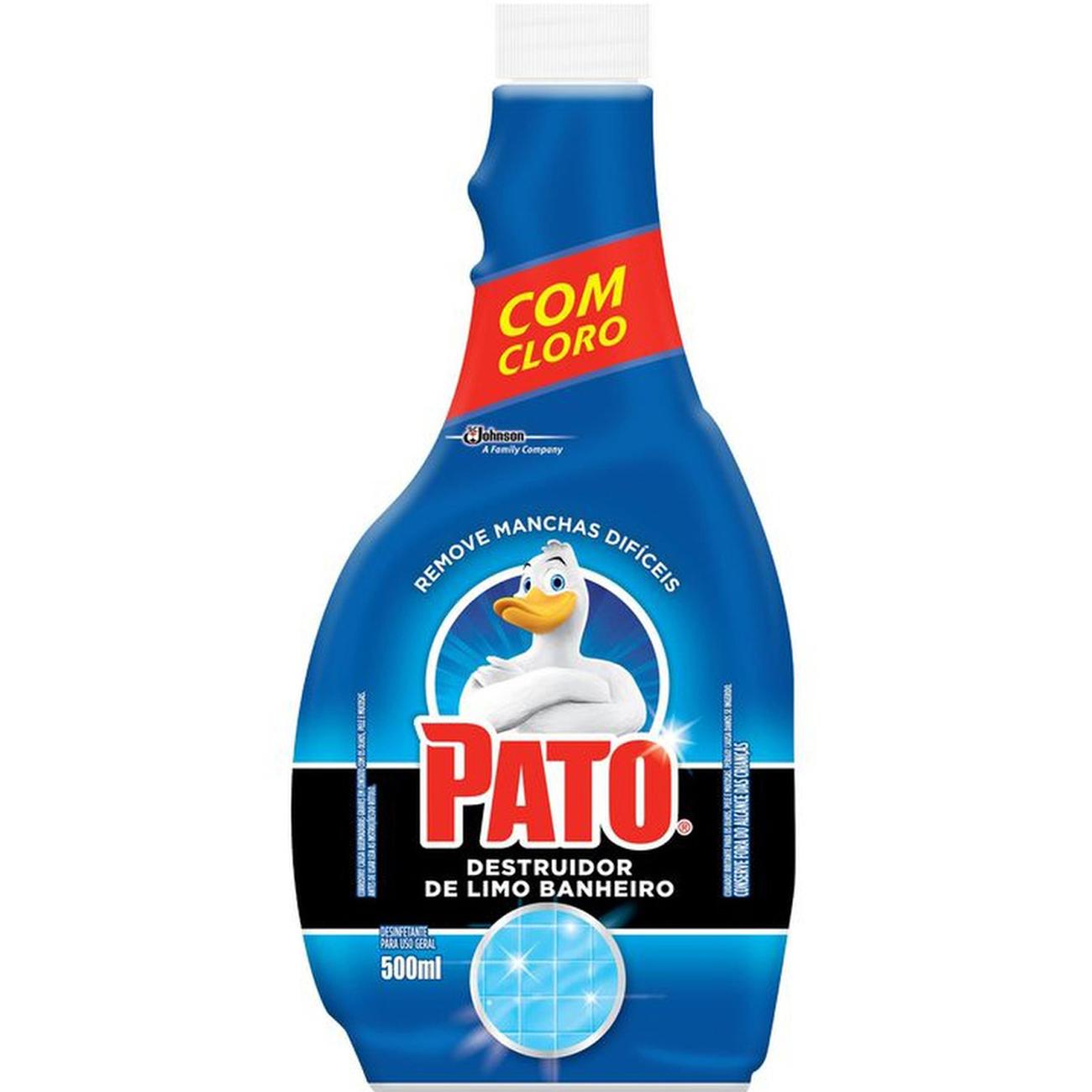 Limpador Pato Purific 500Ml Llimo Ref