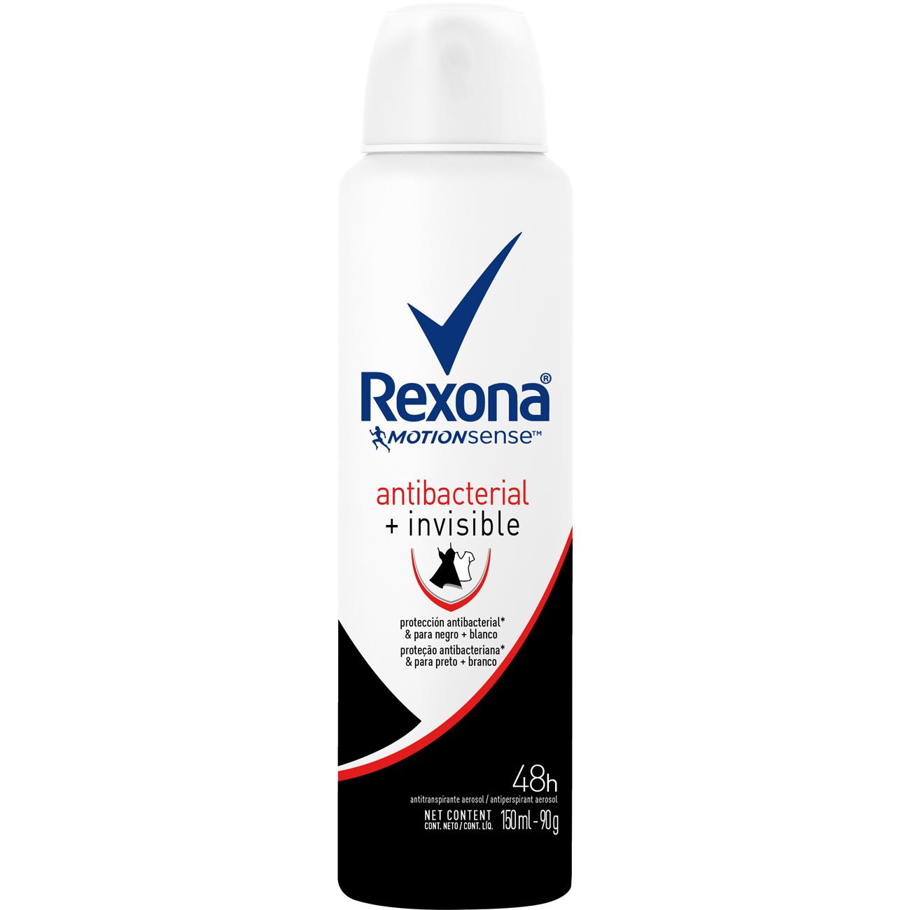 Desodorante Antitranpirante Aero Rexona Women Ant+Inv
