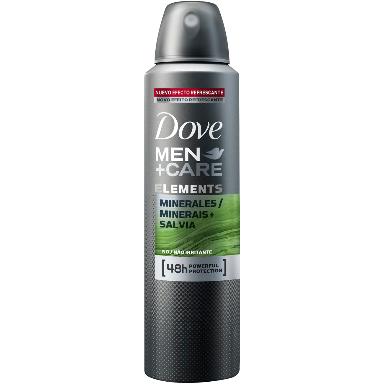 Desodorante Antitranpirante Aero Dove Men Mineral E Salvia