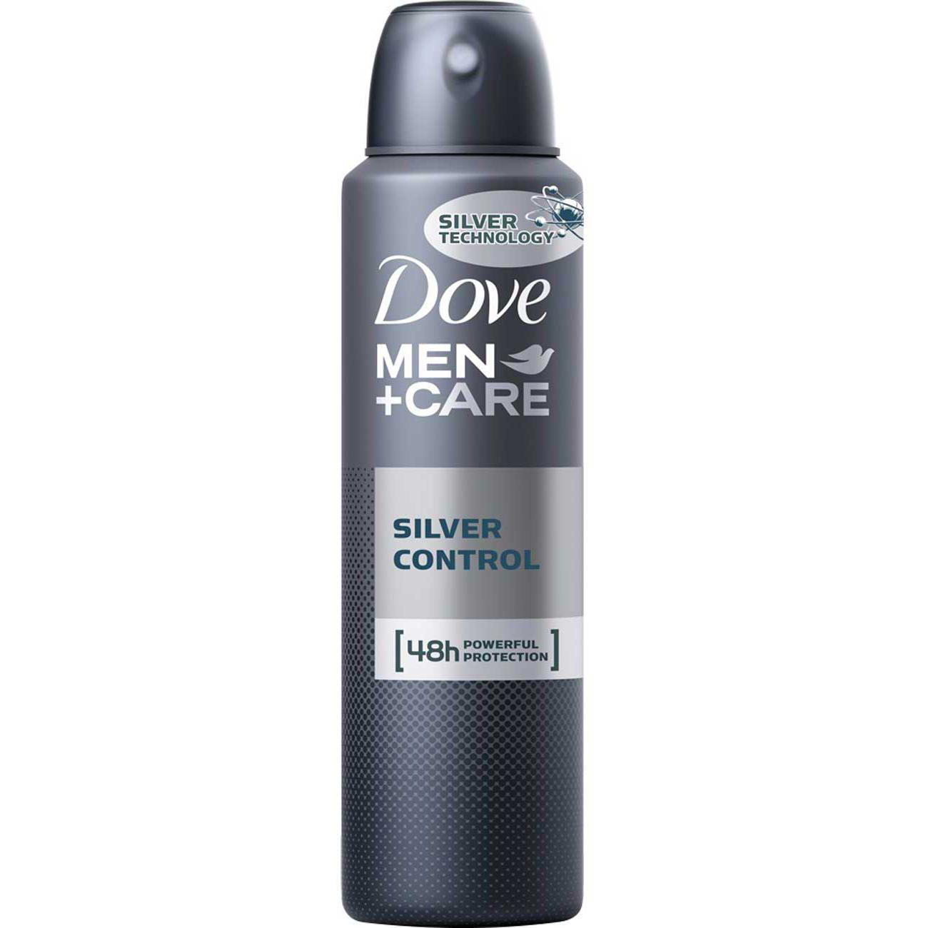 Desodorante Antitranpirante Aero Dove Men+Care Silver Cont