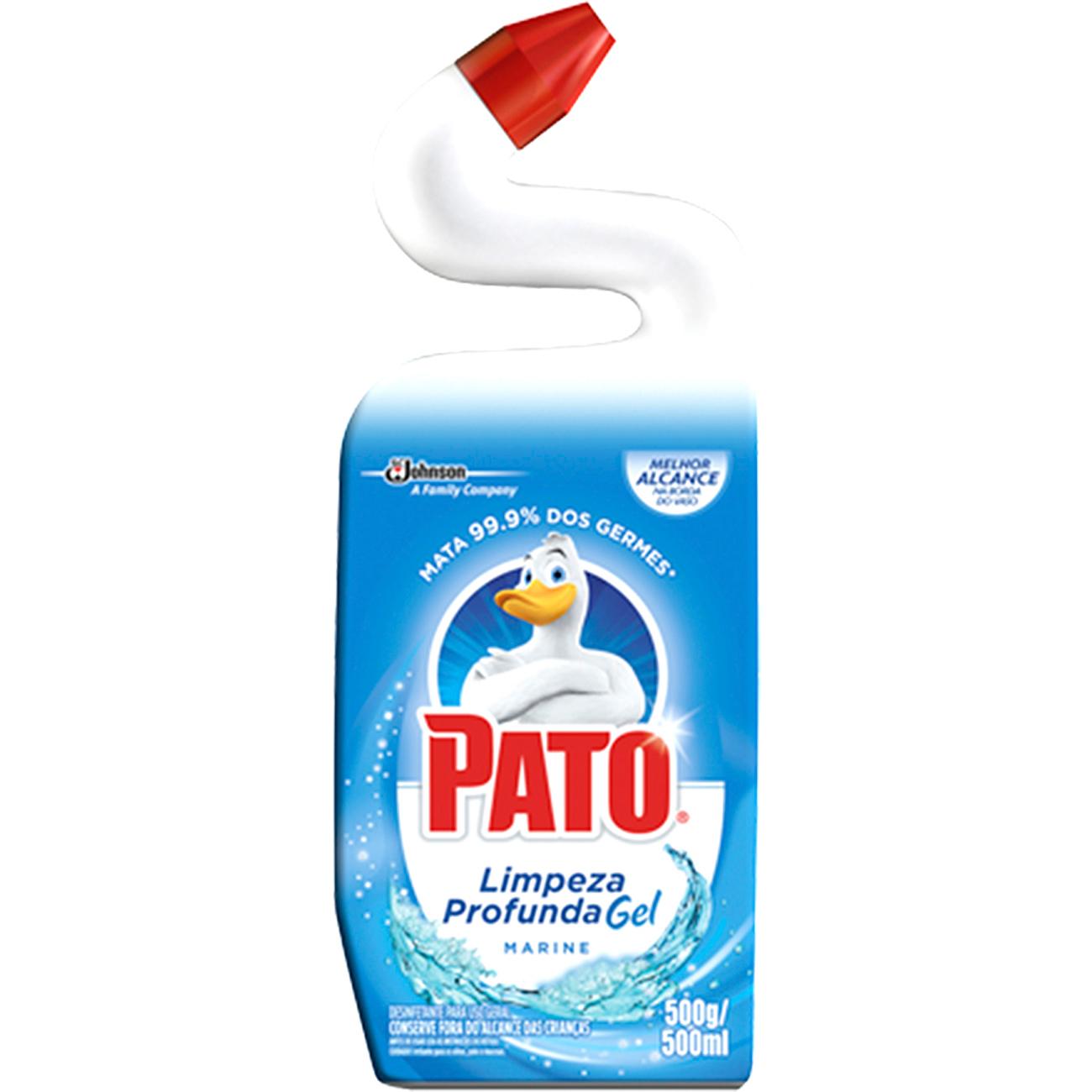 Desinfetante Pato 500Ml Germinex Marine