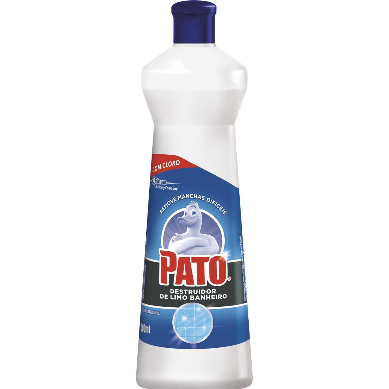 Desinfetante Pato 500Ml Banheiro Squeeze