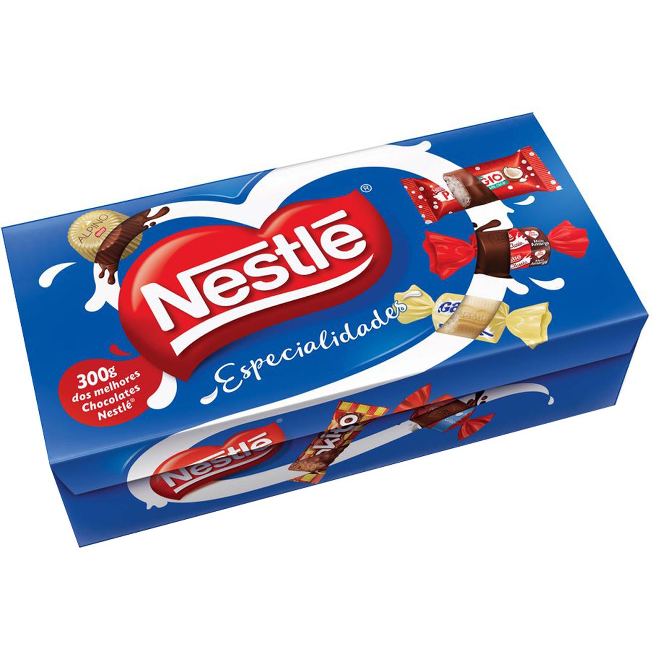 Bombom Nestle 300G Especialidades