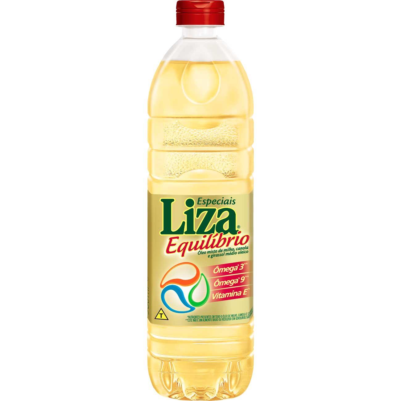 Oleo Equilibrio Liza 900ml