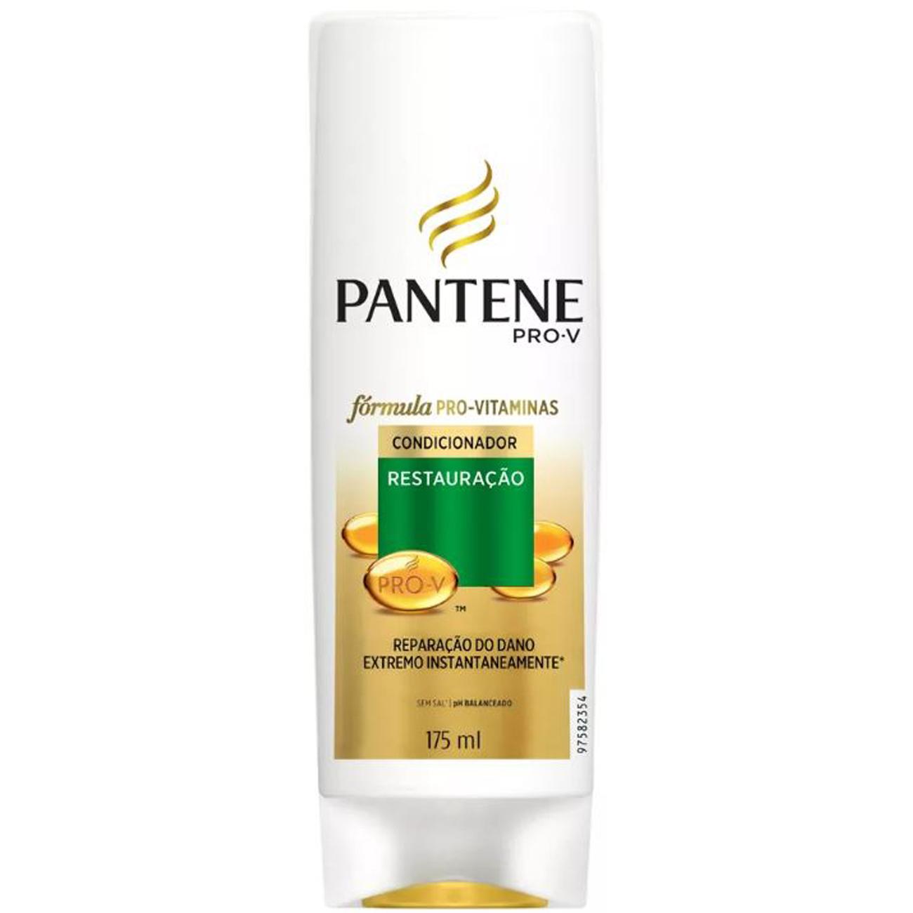 Condicionador Pantene 175Ml Frrestauracao