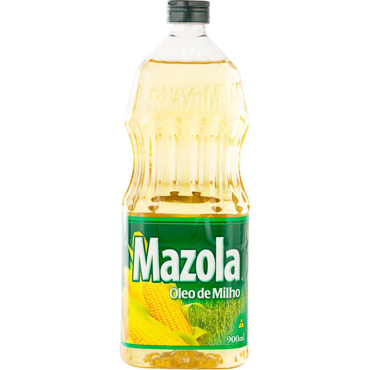 Oleo De Milho Mazola 900ml