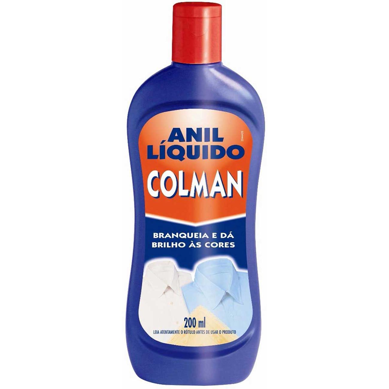 Anil Liquido Colman 200Ml