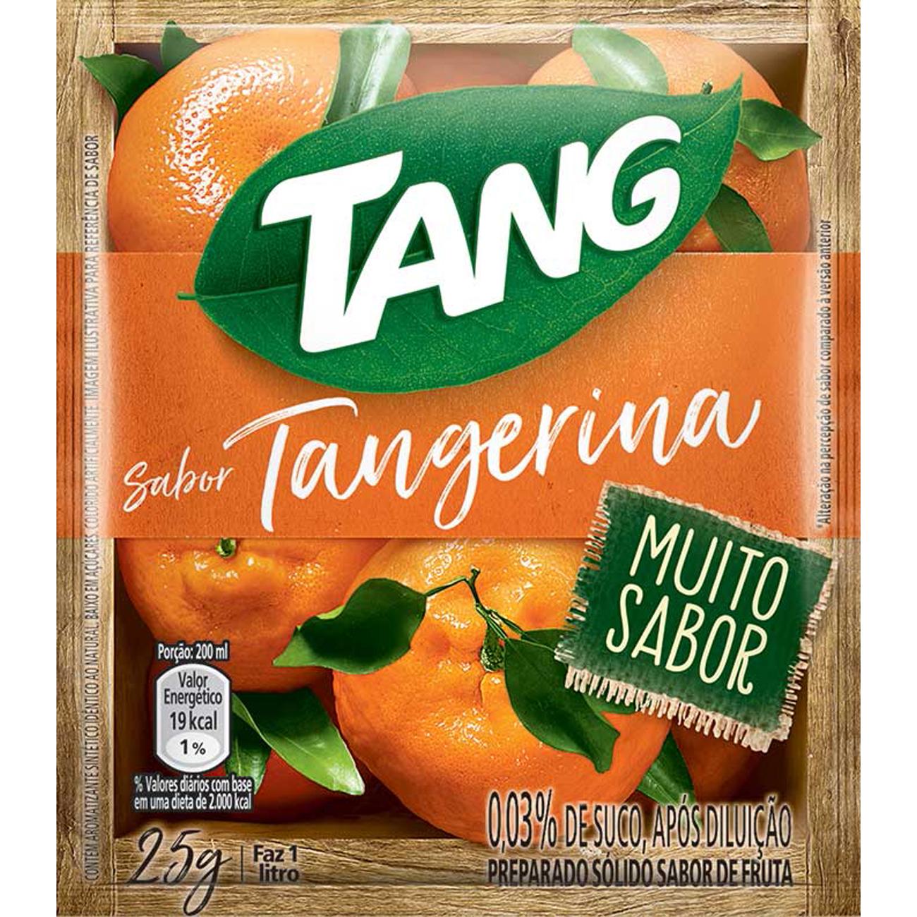 Refresco em Po Tang Tangerina 25G
