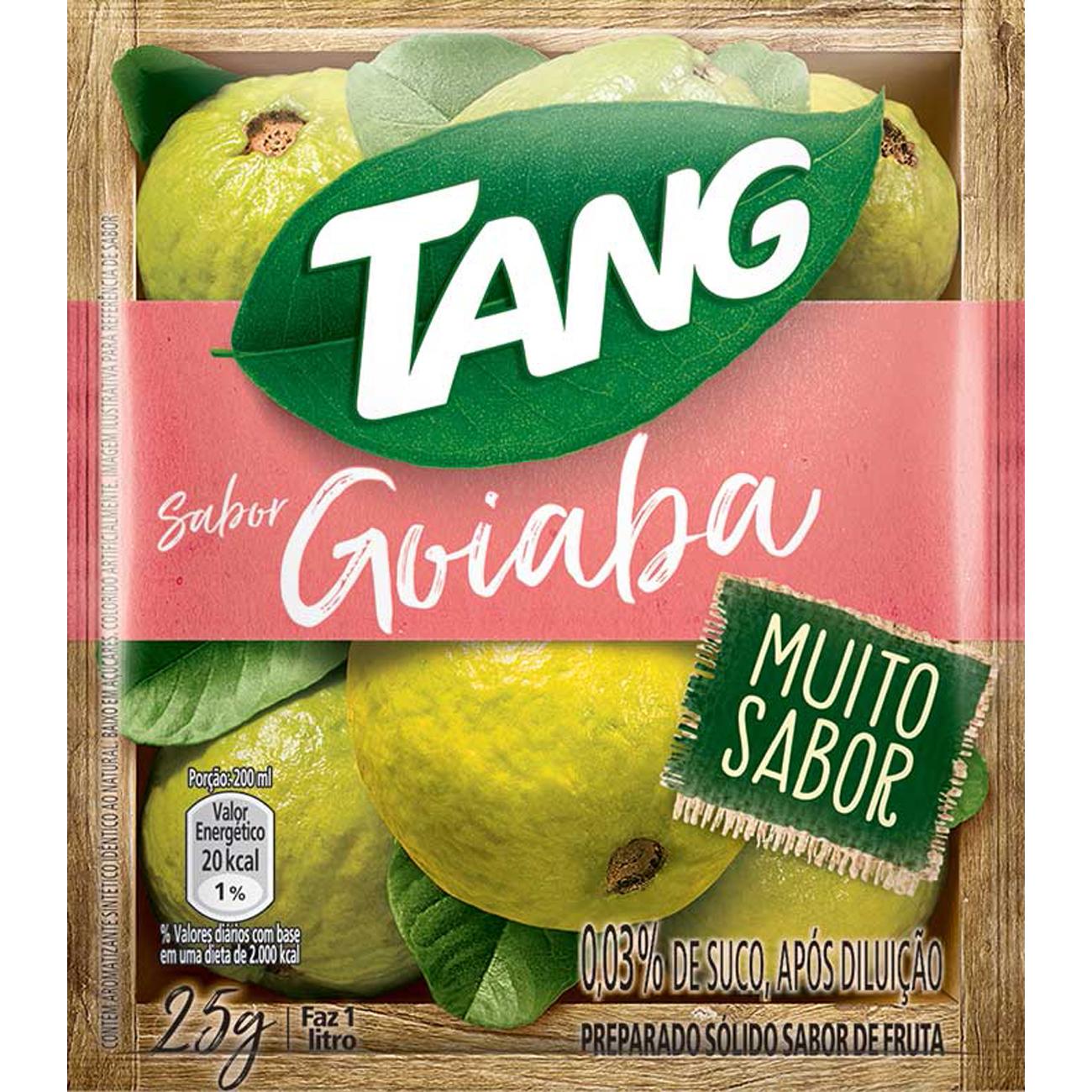 Bebida em Pó TANG Goiaba 25g