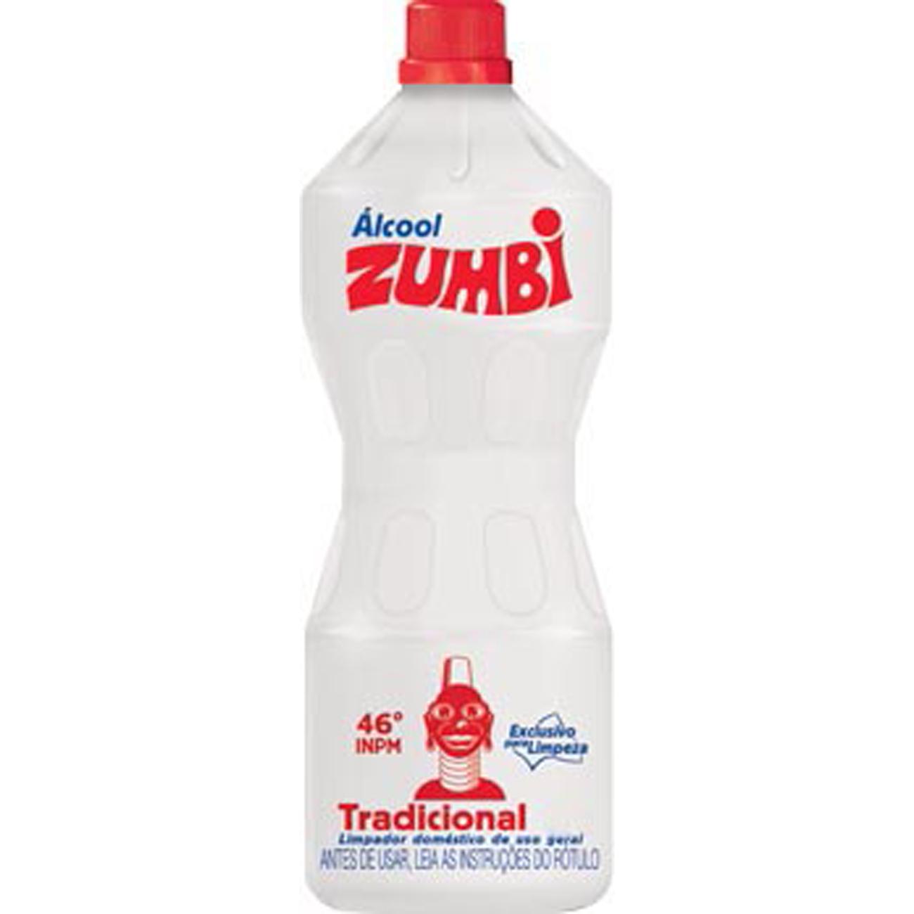 Alcool Zumbi 46° 1L