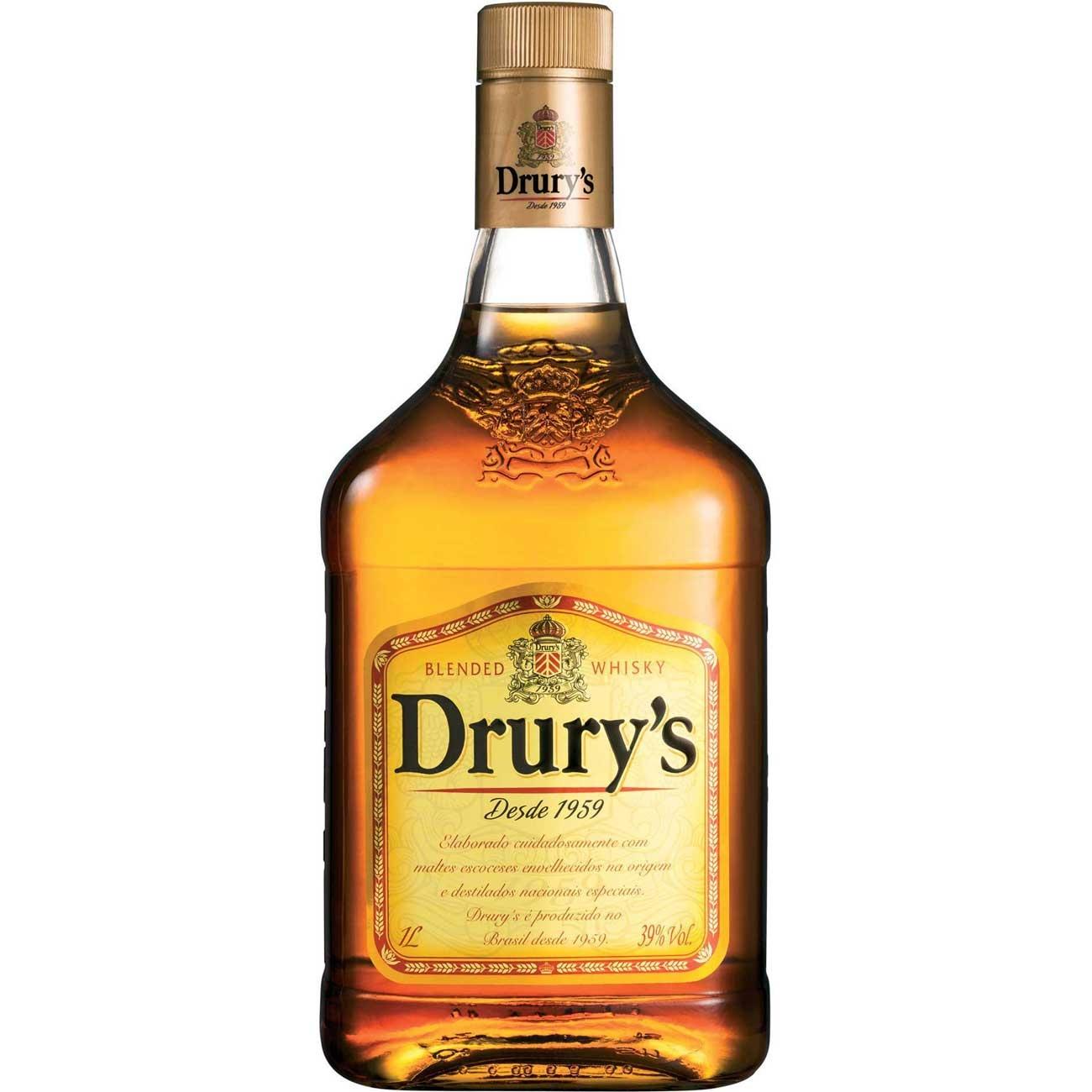 Whisky Drurys 1L
