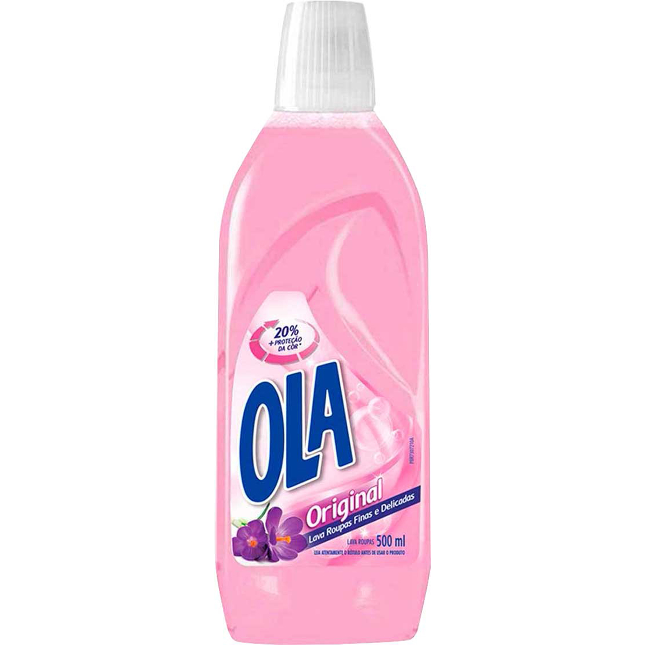 Lava Roupa Liquido Ola Original 500Ml