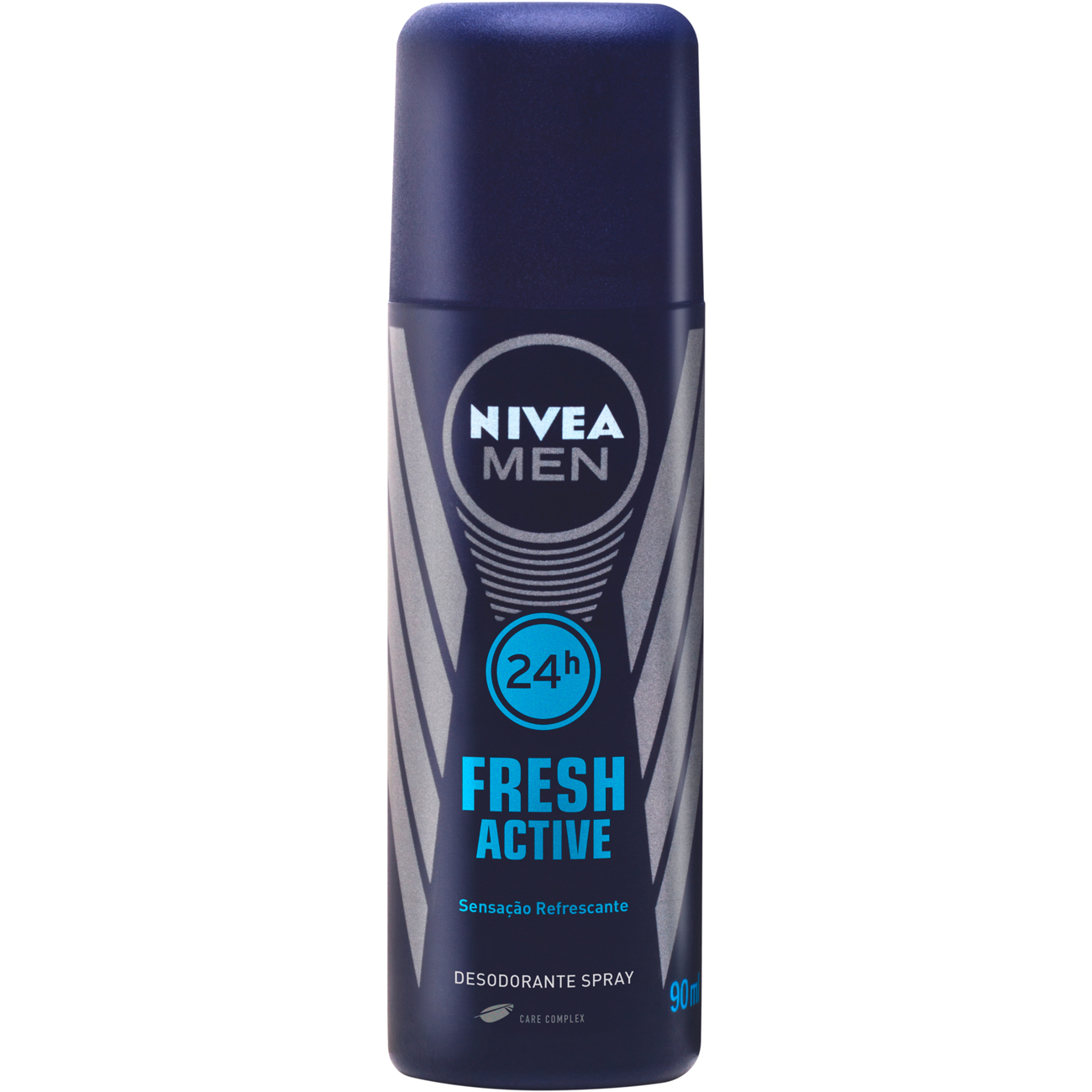 Desodorante Spray Nivea Masculino Fresh Active 90Ml