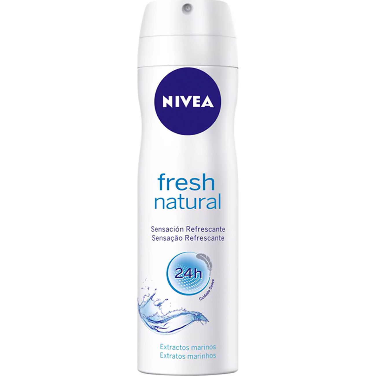 Desodorante Aero Nivea Feminino Fresh Natural 150Ml