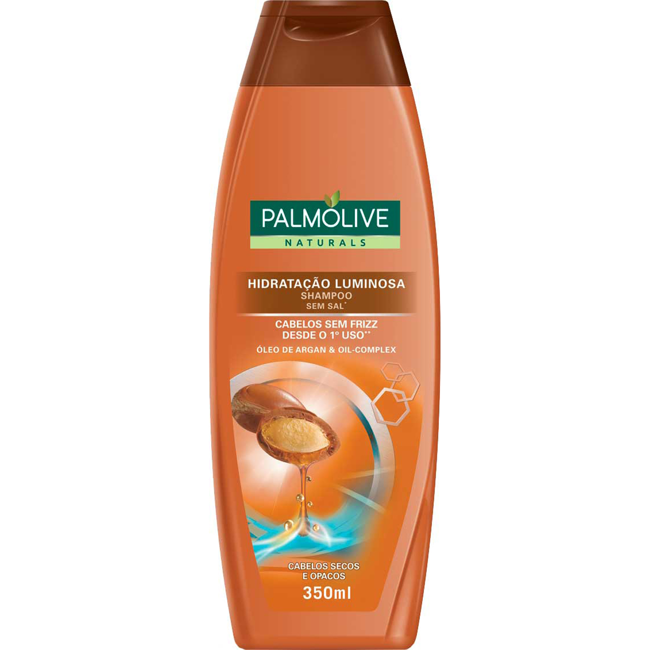 Shampoo Palmolive Naturals Hidratacao Luminosa 350Ml