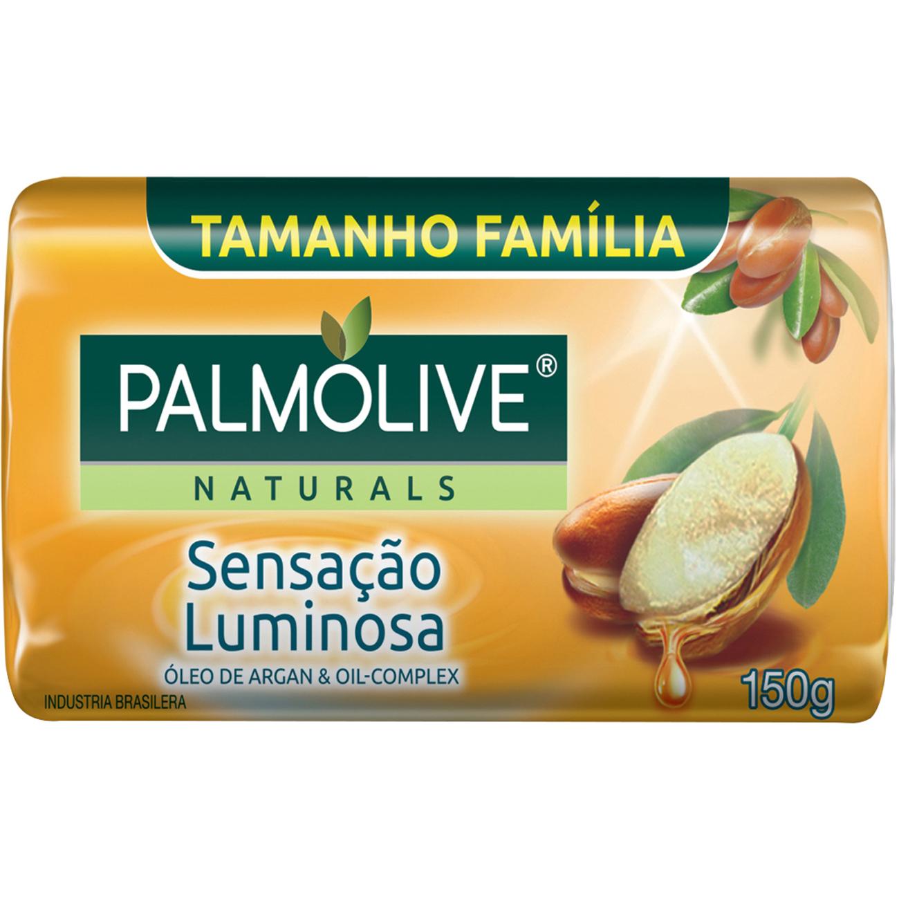 Sabonete em Barra Palmolive Naturals Sensacao Luminosa 150G