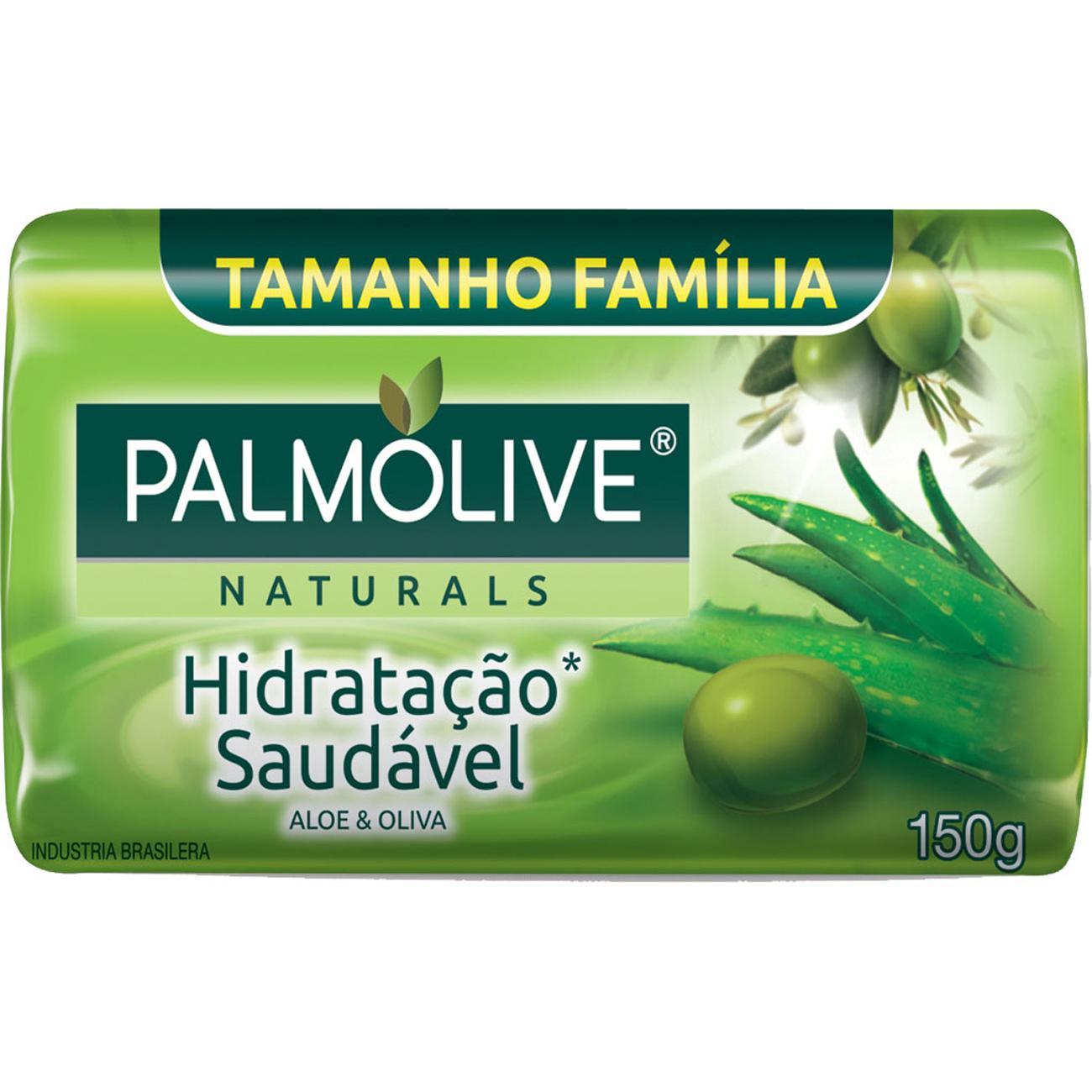 Sabonete em Barra Palmolive Naturals Hidratacao Saud