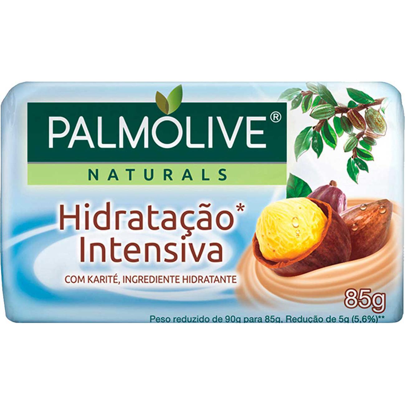 Sabonete em Barra Palmolive Naturals Hidratacao Intens