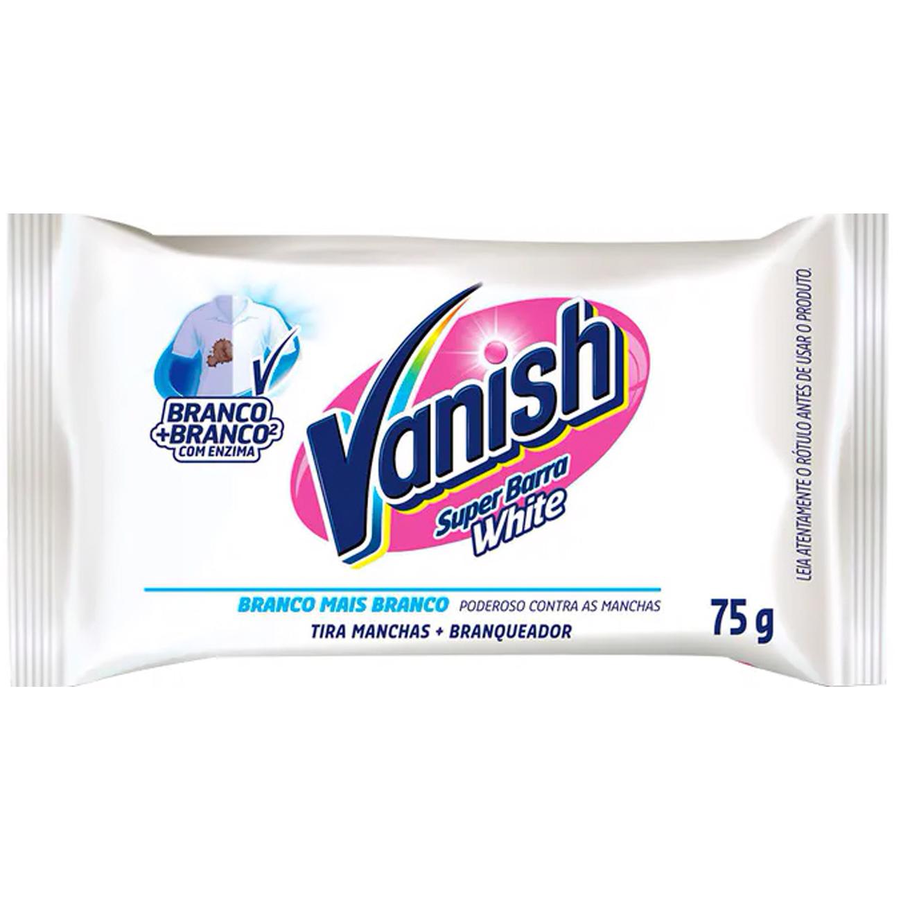 Sabao Pedra Vanish 75G White