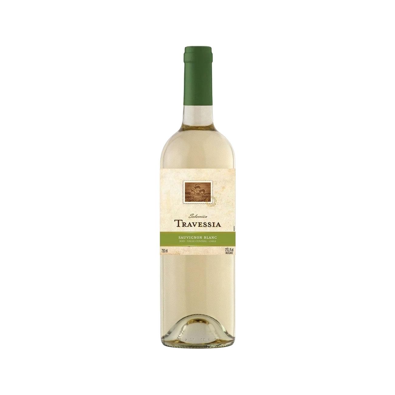 Vinho Travessia Sauvignon Blanc Branco 750Ml